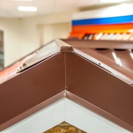 Выставочный зал – Доборные элементы