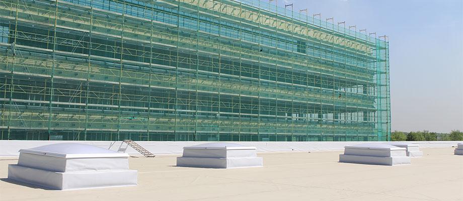 Производственно-складской комплекс Bosch