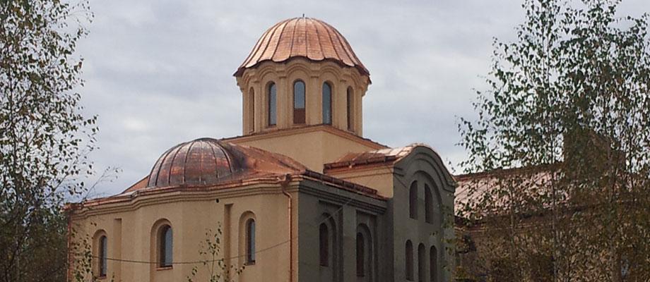 Келейный дом, мужской монастырь
