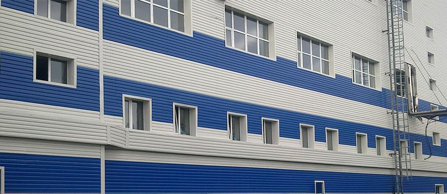 Производственно- административный корпус Pirelli