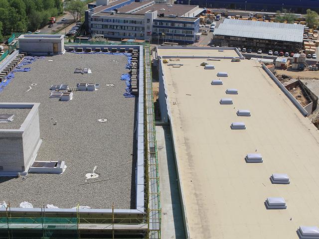 Административно-складской комплекс Bosch