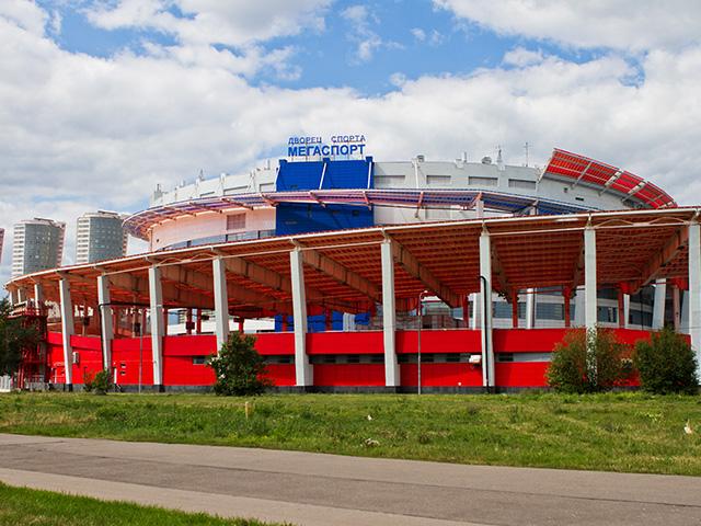 Дворец спорта  МЕГАСПОРТ