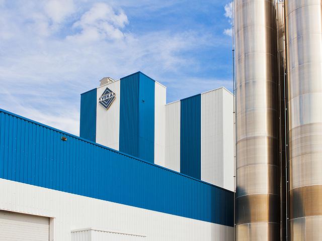 Завод VEKA в Троицке